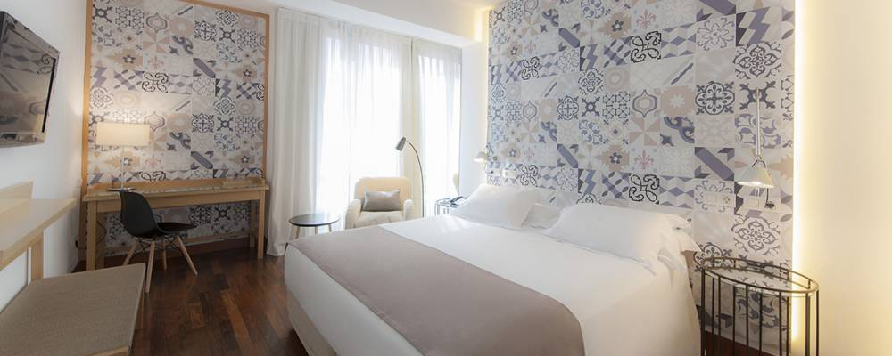 Rooms Hotel Soma Madrid - Vincci Hotels - Vincci Double Room