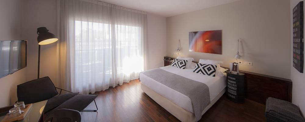 Rooms Hotel Soma Madrid - Vincci Hotels - Vincci Superior Room