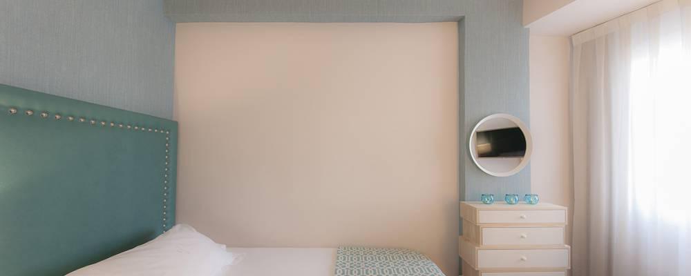 Rooms Hotel Soma Madrid - Vincci Hotels - Vinnci XS Guestroom