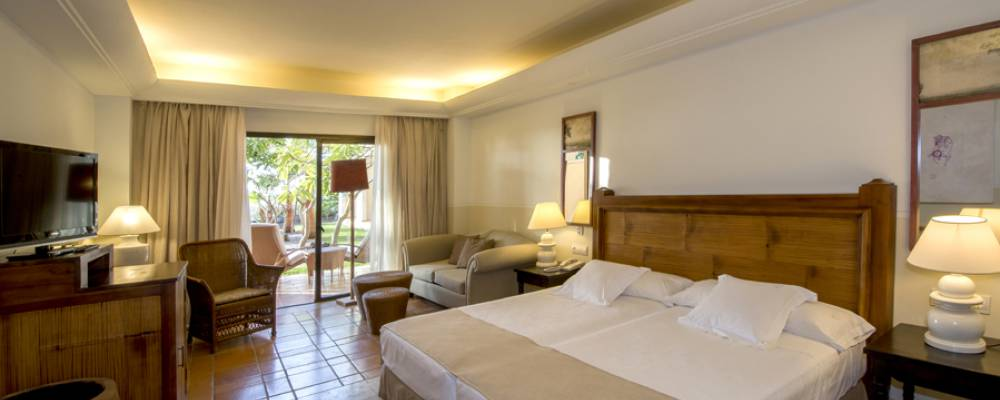 Rooms Hotel Tenerife La Plantación del Sur - Vincci Hotels - Double Rooms
