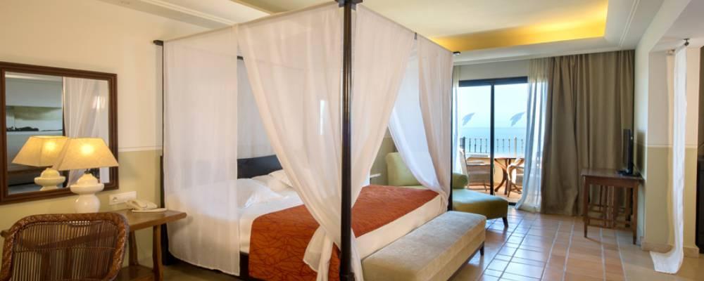 Übernachtung im Hotel Vincci La Plantación del Sur - Königssuiten