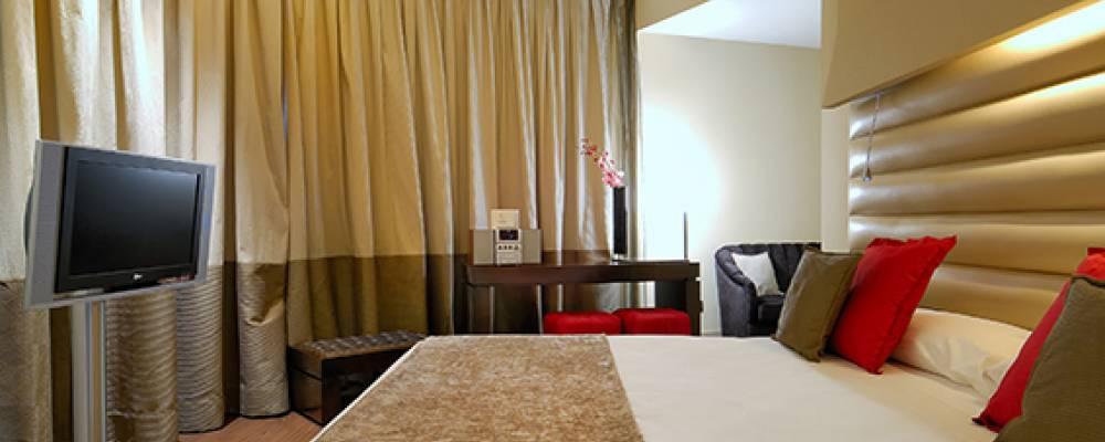Chambres Capitol Vincci Hôtel Madrid - Tower Suite 360º