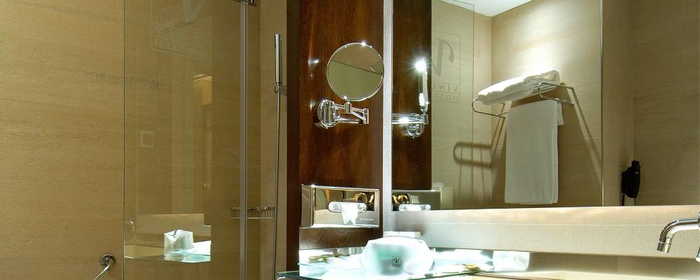 Übernachtung im Hotel Capitol Madrid - Vincci Doppelzimmer