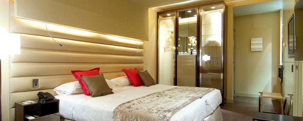 Camere Capitol Hotel Vincci Madrid - Vincci Doppia