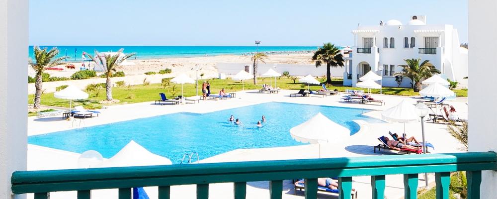 Rooms Hotel Vincci Djerba Hélios Beach - Double Room Sea View