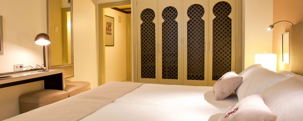 Double room - Vincci Albayzín 4*