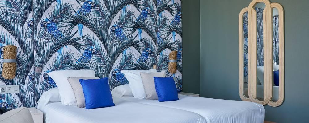 Rooms Hotel Vincci Málaga Posada del patio - Superior Double Room