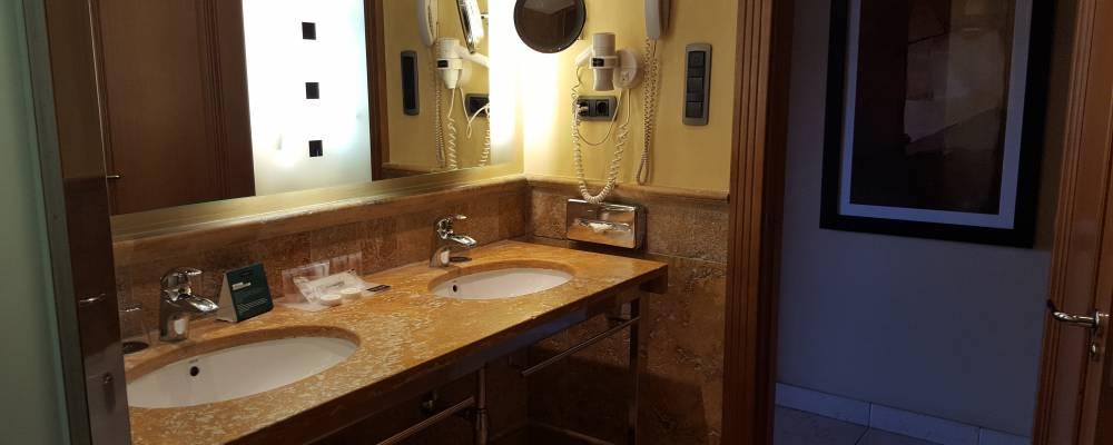 Habitación doble superior. Hotel Almería Wellness - Vincci Hoteles