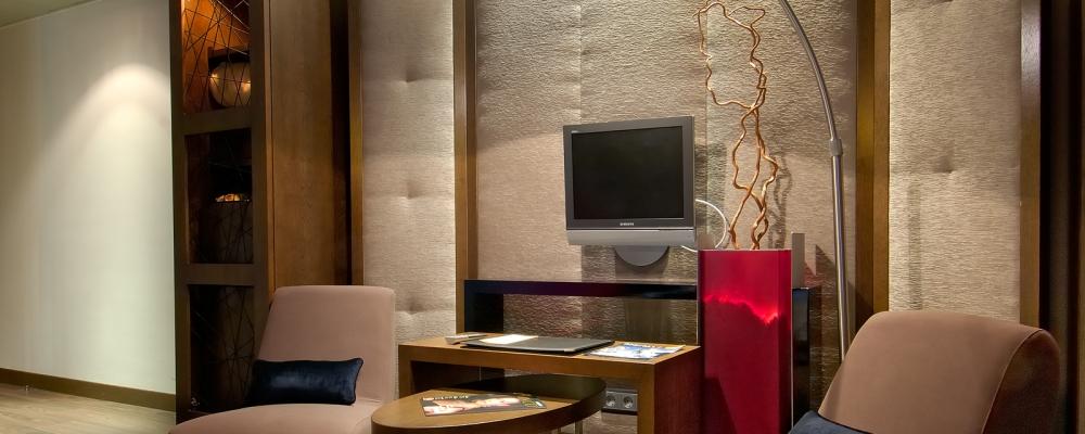 Habitaciones Hotel Madrid Soho - Vincci Hoteles - Habitación Ejecutiva