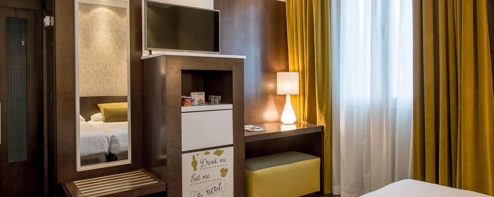 Vincci Double - Chambres Centrum Hôtel Madrid - Vincci Hoteles