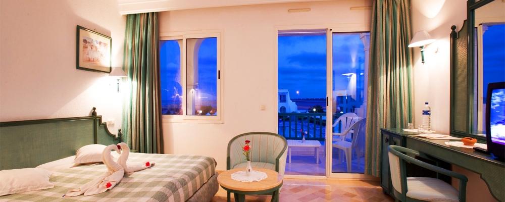 Bungalow. Hotel Helios Beach Djerba - Vincci Hoteles