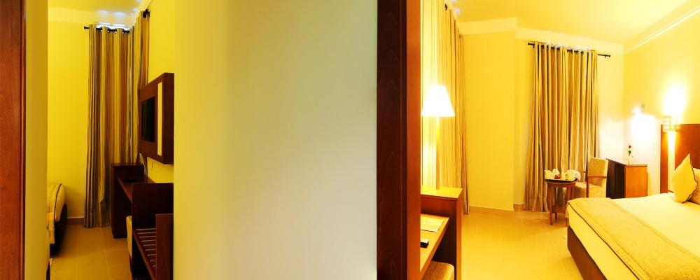 Rooms Hotel Vincci Djerba Hélios Beach - Bungalow Sea View