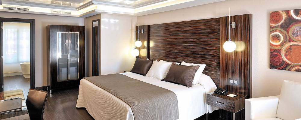 Suite - Camere Aleysa Hotel Boutique & Spa - Vincci Hoteles