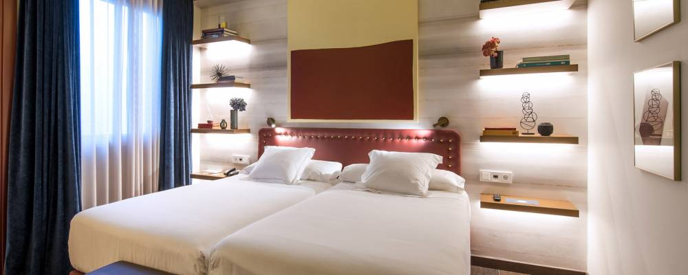 Standard room - Vincci Mae 4*
