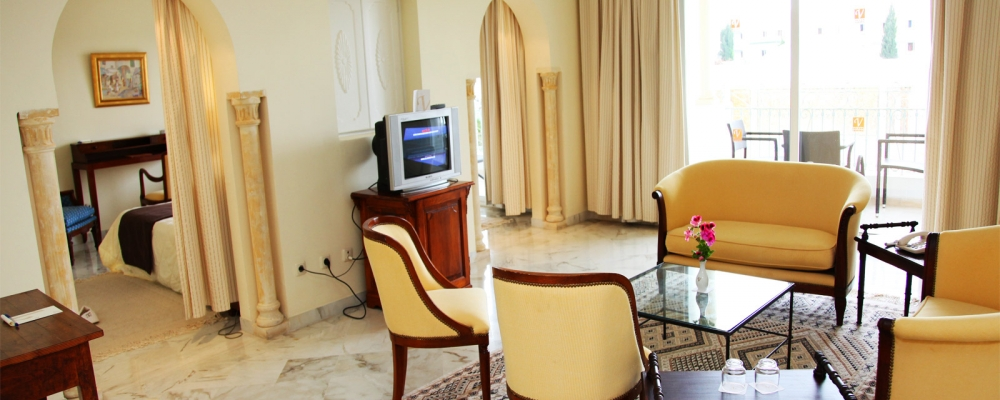 Rooms Hotel Hammamet Flora Park - Vincci Hotels - Junior Suite