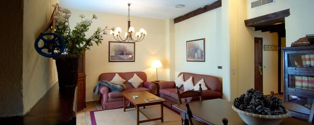 Habitaciones Hotel Vincci Sierra Nevada Rumaykiyya - Habitación Junior Suite