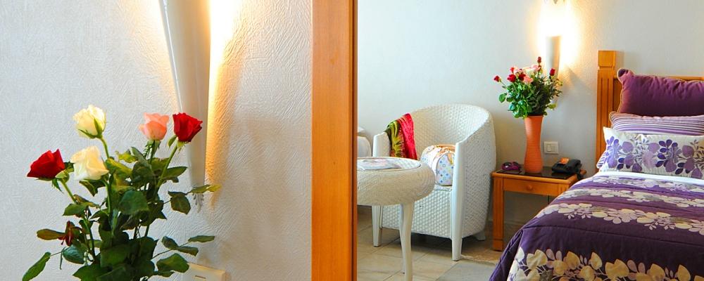 Junior Suite. Hotel Vincci Djerba in Tunisia