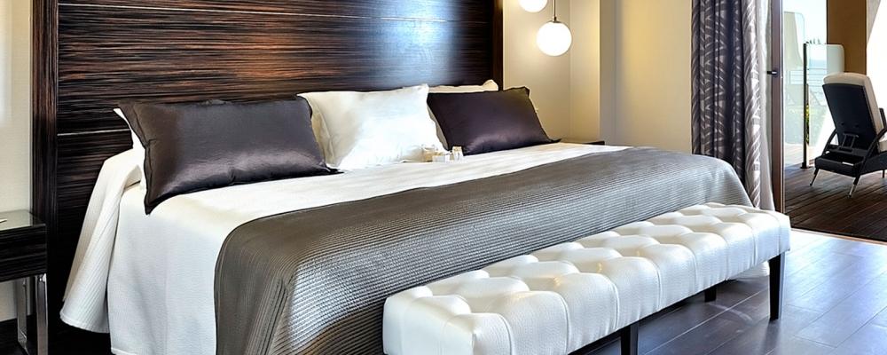 Junior Suite - Camere Aleysa Vincci Hotel Boutique & Spa