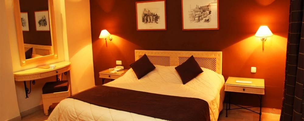 Rooms Hotel Hammamet Flora Park - Vincci Hotels - Single Room