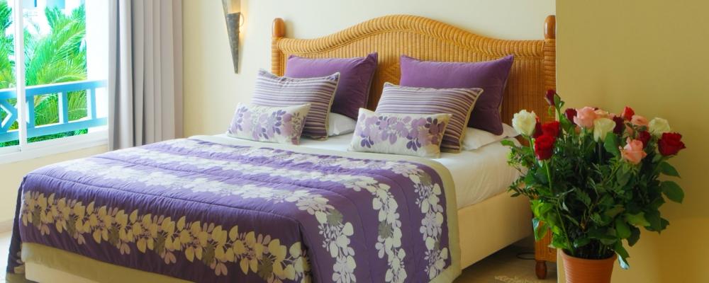 Einzelzimmer. Übernachtung im Hotel Vincci Djerba in Tunesien