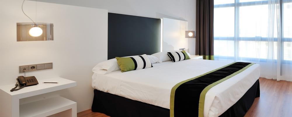 Standard Double/Twin Room | Vinnci Málaga 4*