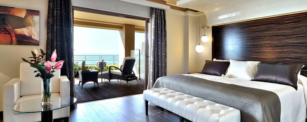 Doppia superiore - Camere Aleysa Hotel Boutique & Spa - Vincci Hoteles