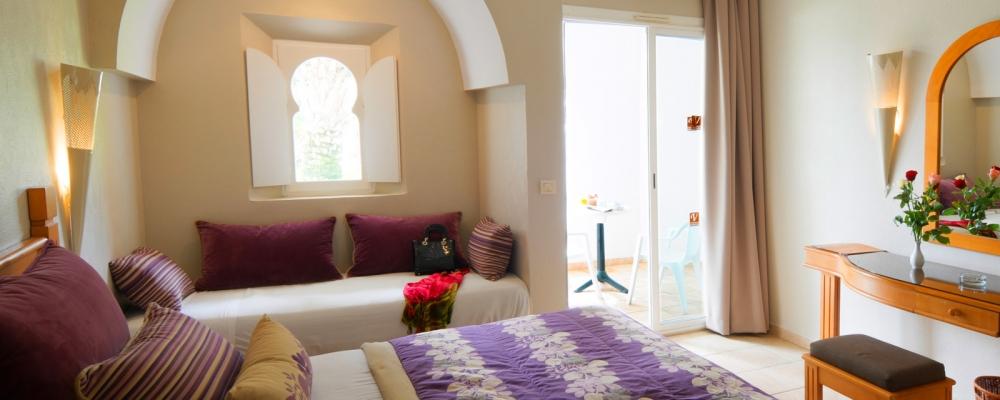 Rooms Hotel Vincci Djerba Resort - Triple Room