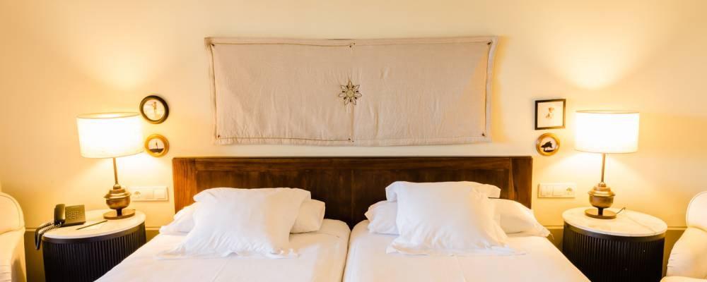 Habitaciones Hotel Estrella de Mar - Vincci Hoteles - Familiare Con Vista Laterale Sul Mare
