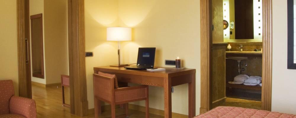 Rooms Hotel Vincci Almería Wellness - Junior Suite