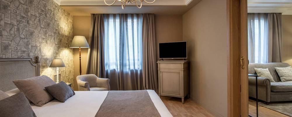 Junior Suite | Camere Lys Hotel Valencia - Vincci Hoteles