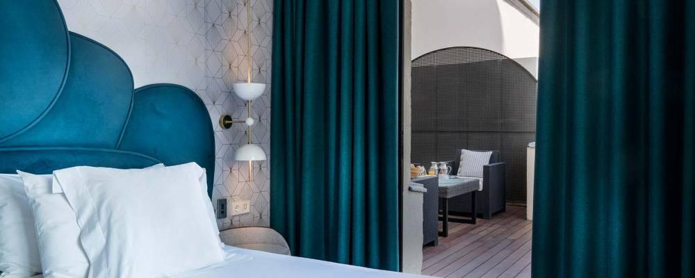 Chambres Capitol Hôtel Madrid - Vincci Hoteles - Vincci Junior Suite