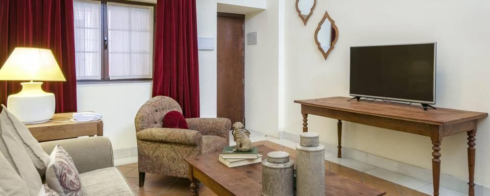 Camere Hotel Sevilla La Rabida - Vincci Hoteles - Camera Suite