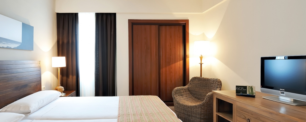 Rooms Hotel Cádiz Costa Golf - Vincci Hotels - Junior Suite