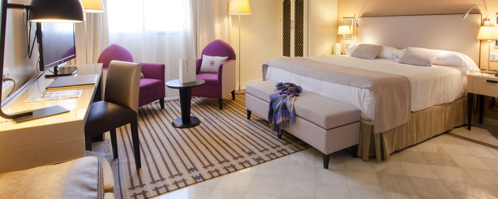 Junior Suite - Camere Hotel Granada Albayzin - Vincci Hoteles