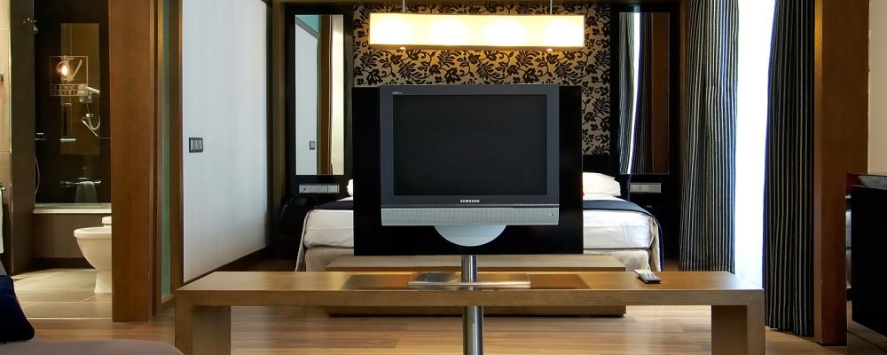 Chambres SohoVincci Hôtel Madrid - Chambres aménagées pour handicapés