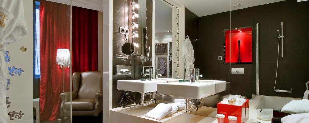 Rooms Hotel Madrid Vía 66 - Vincci Hotels - Premiere Room