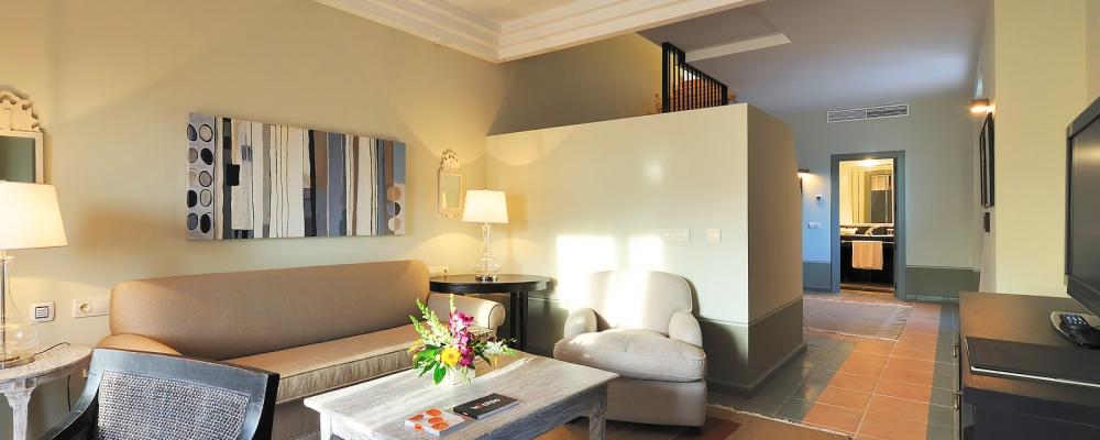 Habitaciones Hotel Vincci Estrella de Mar - Suite Duplex