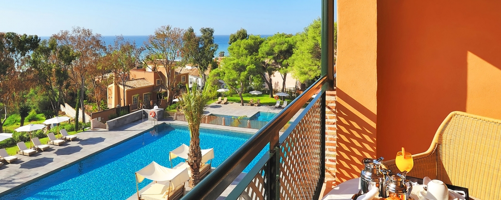 Rooms Hotel Estrella de Mar - Vincci Hotels - Superior Double Sea View