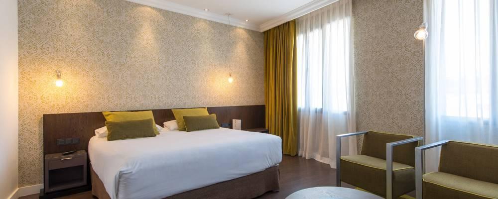 Habitaciones Hotel Vincci Madrid Centrum - Habitación Superior