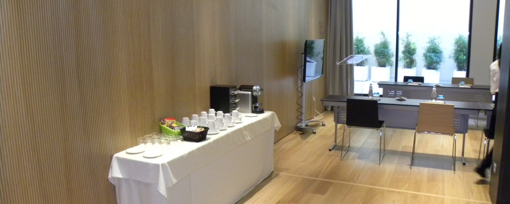 Groups and Conferences Hotel Barcelona Gala  - Vincci Hotels