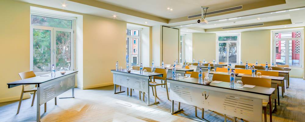 Meetings and Events - Vincci Liberdade