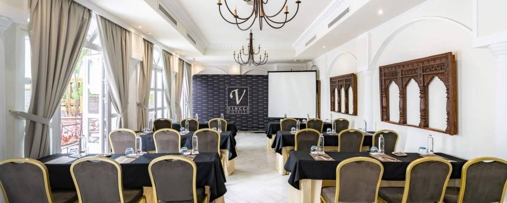 Groups and Conferences Hotel Sevilla La Rábida - Vincci Hotels