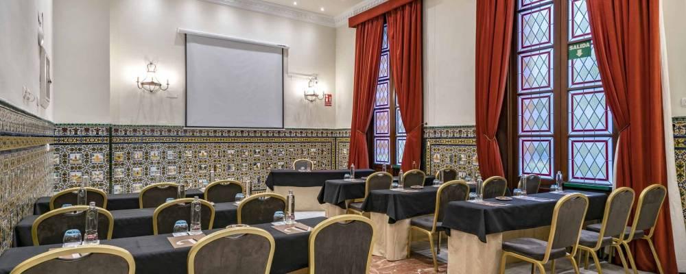 Salas Reuniones y Eventos | Vincci La Rábida 4*