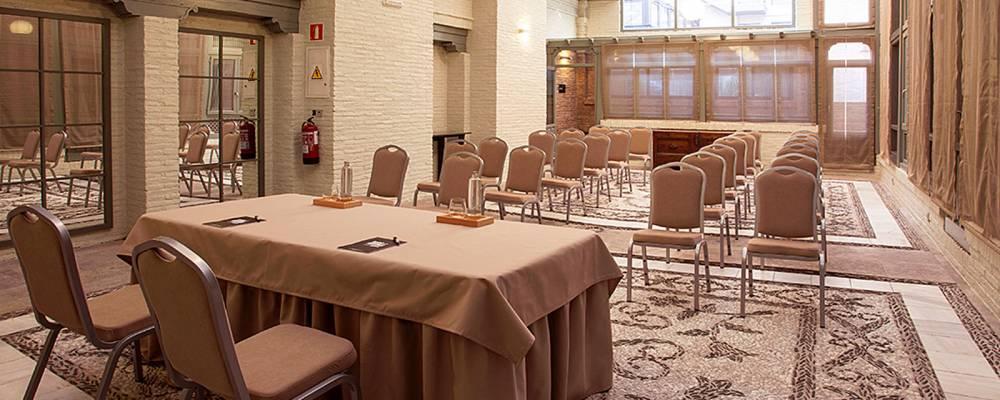 Groups and conferences - Vincci Albayzín