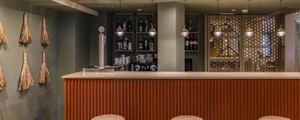 Services Hôtel Puertochico Santander - Vincci Hoteles - Bar Lounge