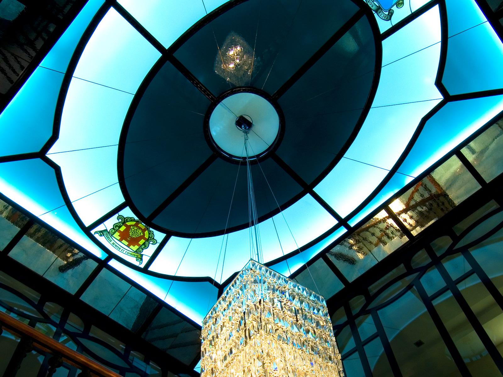 Ceiling - Vincci Palace 4*