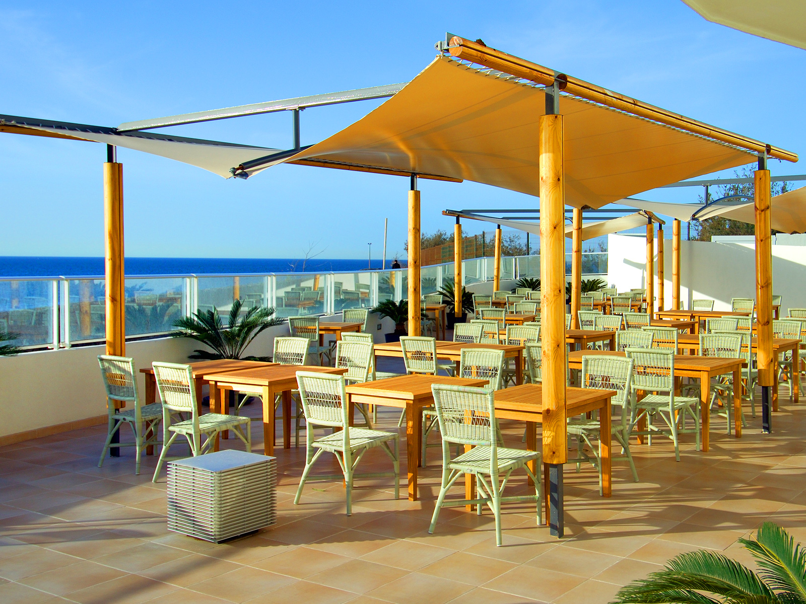 Terrace Restaurant - Vincci Tenerife Golf 4*
