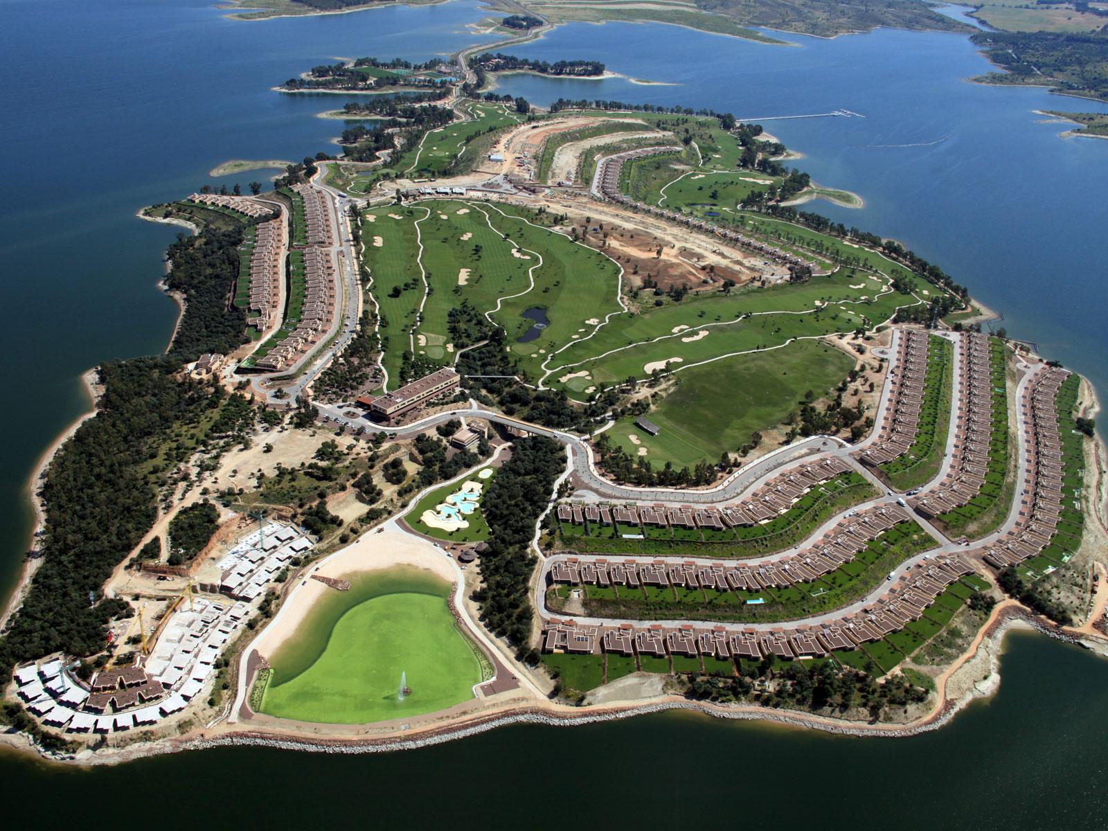 Vincci Valdecañas Golf - Vistas Aereas