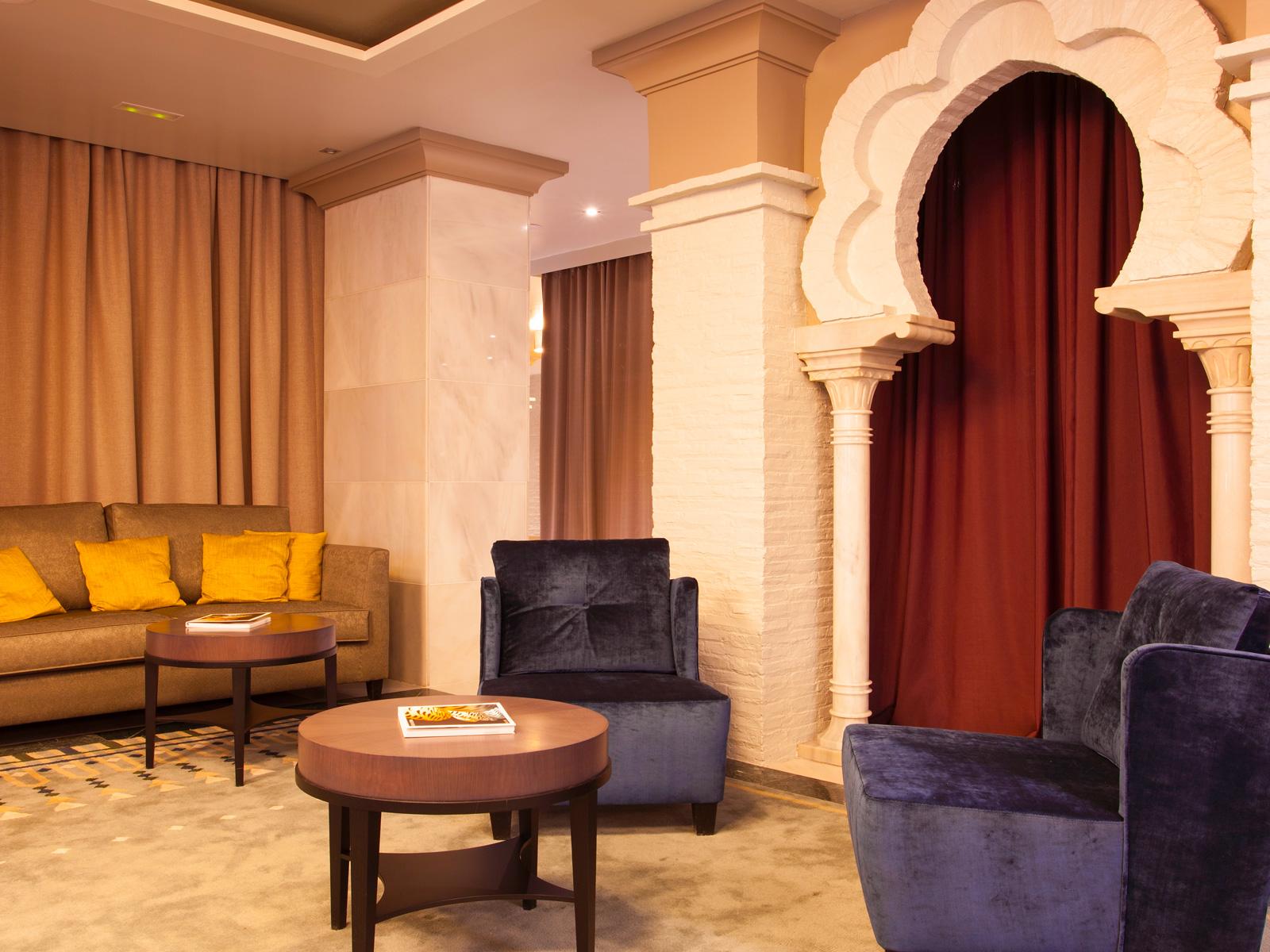 Lounge  - Vincci Albayzín 4*