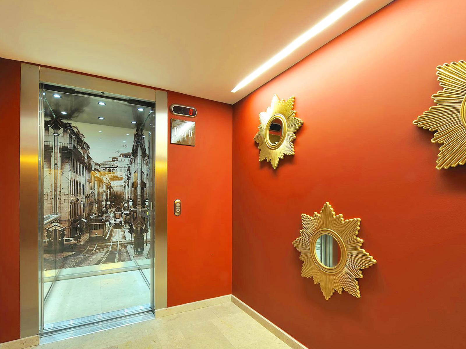Indoor - Vincci Baixa 4*